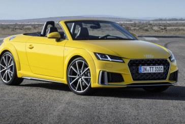 Nouvelle Audi TT : un lifting pour l'icône du design