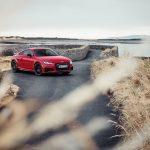 Nouvelle Audi TTS competition – Plus sportive