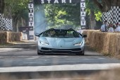 Mise en avant des Lamborghini Urus et Centenario Roadster au Goodwood FOS 2018
