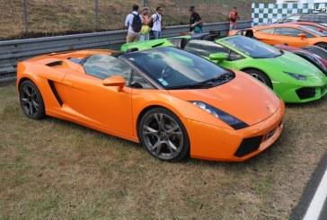 Le Mans Classic 2018 – Un beau panel de Lamborghini