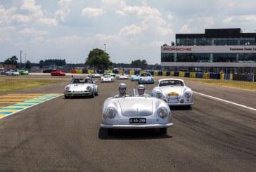 Le Mans Classic 2018 – Parade de modèles Porsche extraordinaires pour les 70 ans de Porsche