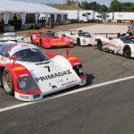 Le Mans Classic 2018 – Porsche 956 et 963 en Group C Racing