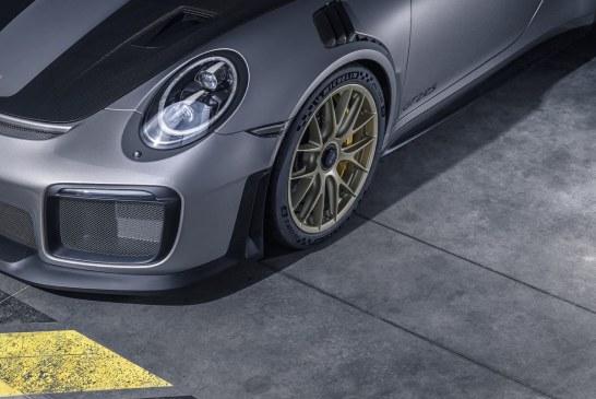 Pneu Michelin Pilot Sport Cup 2 R – Un pneu semi-slick pour circuit et pour route