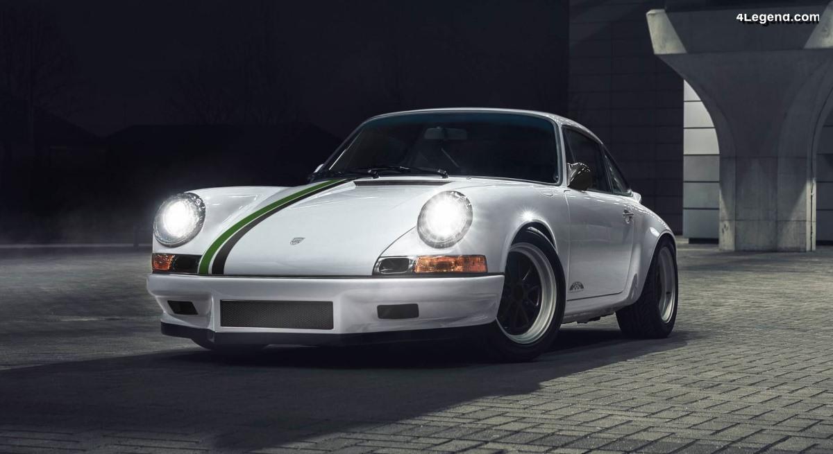 Paul Stephens Le Mans Classic Clubsport - Une Porsche 911 de 300 ch limitée à 10 exemplaires