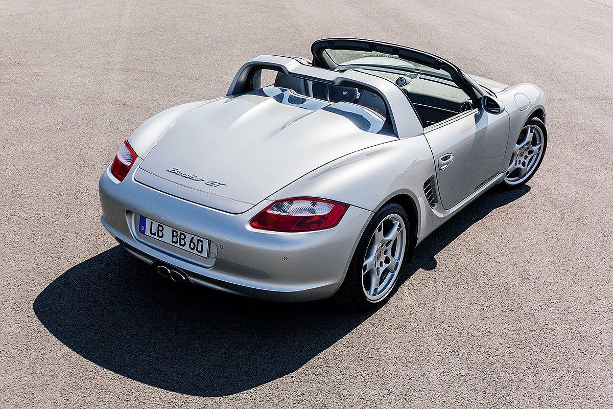 Porsche Boxster GT - Un concept unique non produit