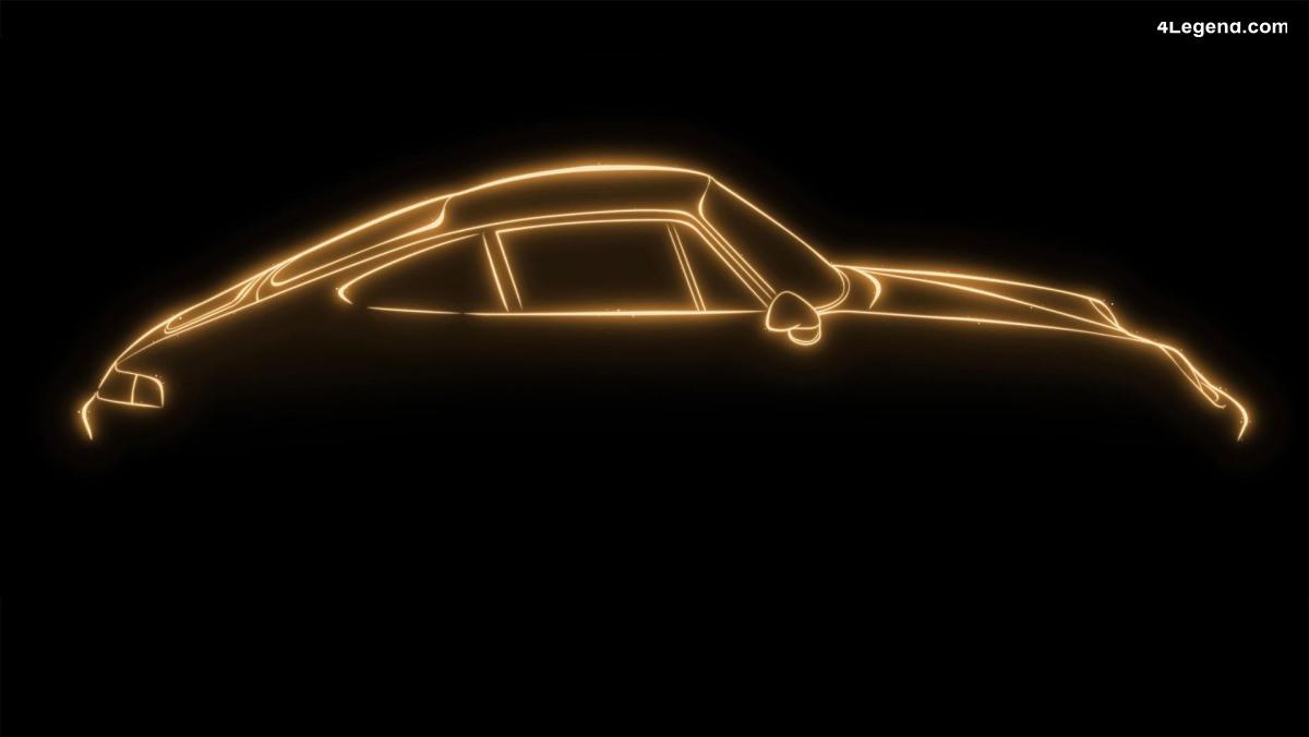 Une Porsche 911 inédite et unique en préparation - Project Gold