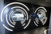 Des offres digitales étendues sur la Porscheplatz à Stuttgart-Zuffenhausen