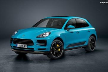 Nouveau Porsche Macan – Connectivité intégrale, nouveaux éléments stylistiques et équipement renforcé