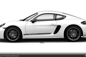 Porsche Panamera GTS & Porsche 718 Cayman T en approche
