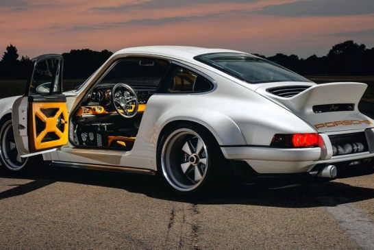 Singer dévoile la Dynamics and Lightweighting Study – Une 911 radicale