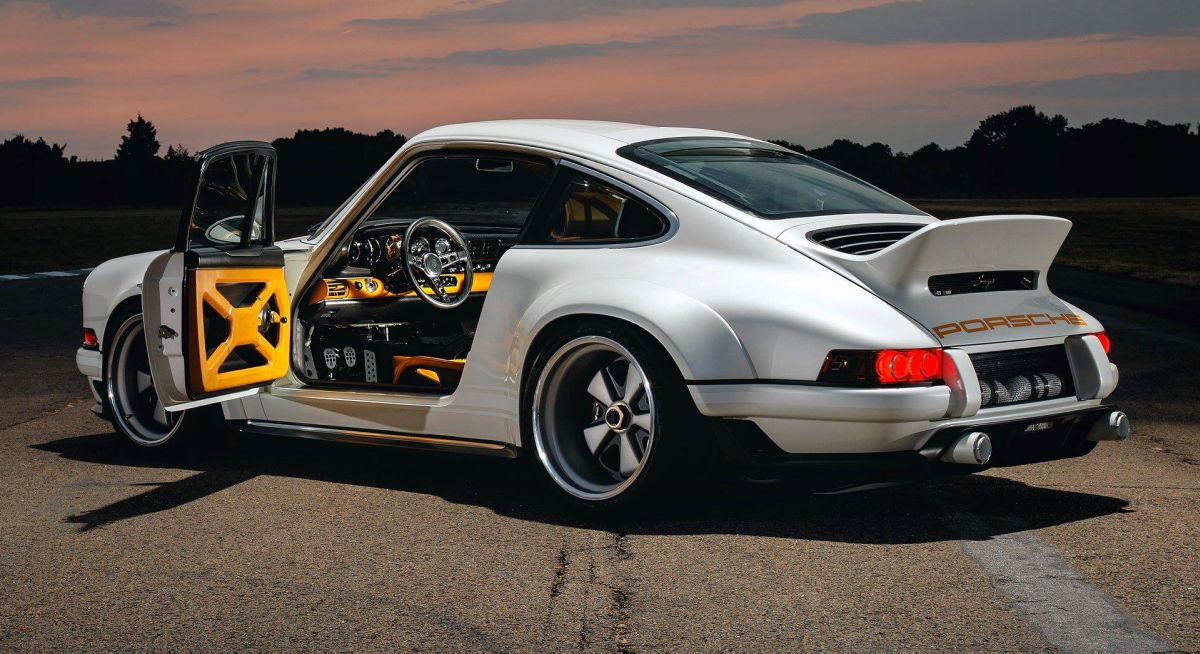 Singer dévoile la Dynamics and Lightweighting Study - Une 911 radicale