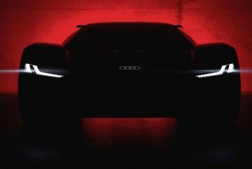 Audi PB 18 e-tron : Une supercar électrique présentée lors du concours d'élégance de Pebble Beach