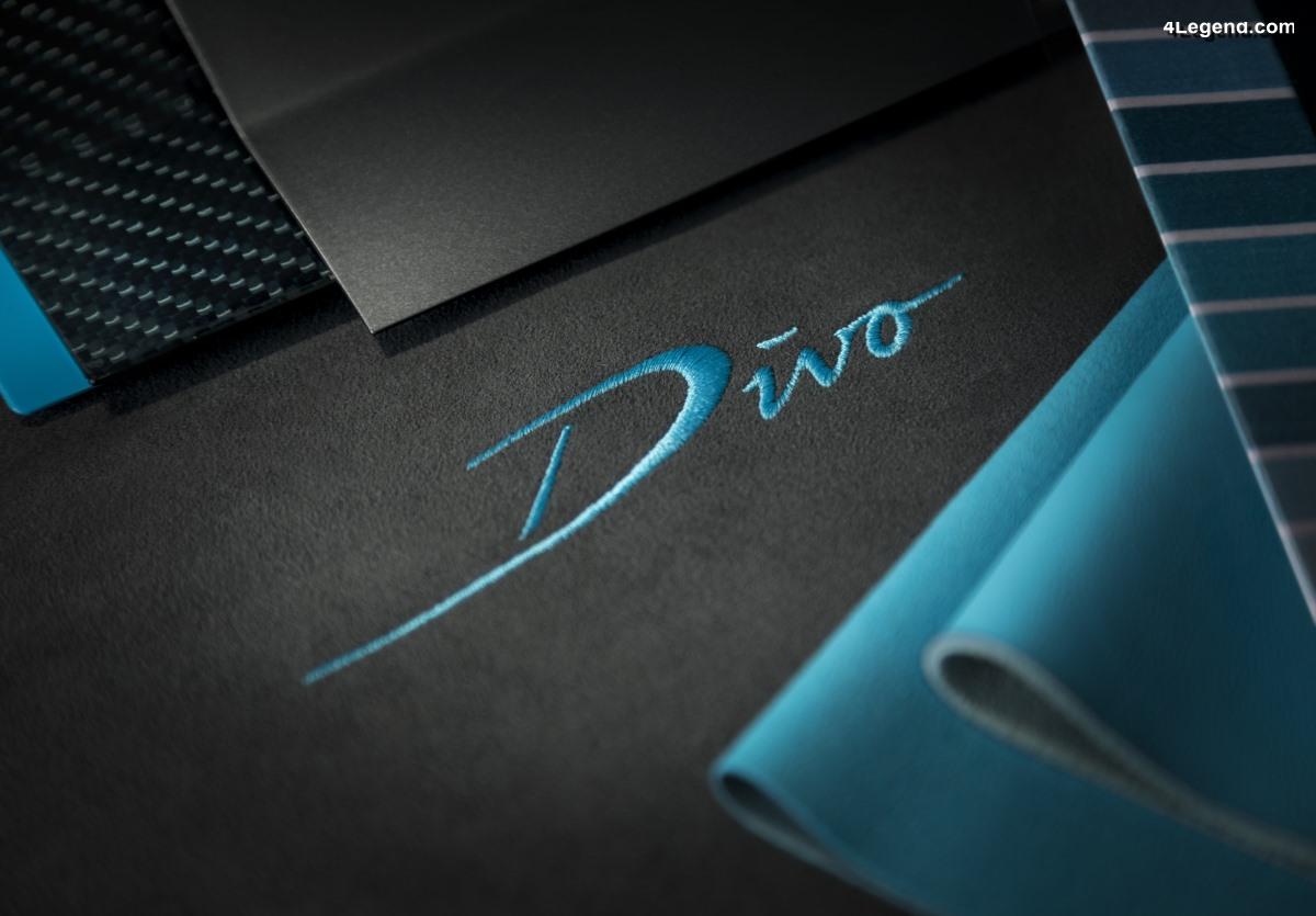 Bugatti Divo - Un nouveau modèle en édition très limitée : 40 exemplaires