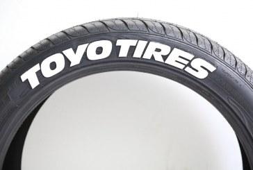 Toyo Silent Technology – Toyo Tires dévoile sa nouvelle technologie de réduction du bruit de la cavité du pneu