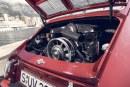 Tradition du moteur à plat Porsche