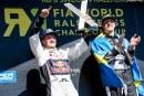 World RX – Une deuxième place sur le podium pour le pilote Audi Andreas Bakkerud à Höljes