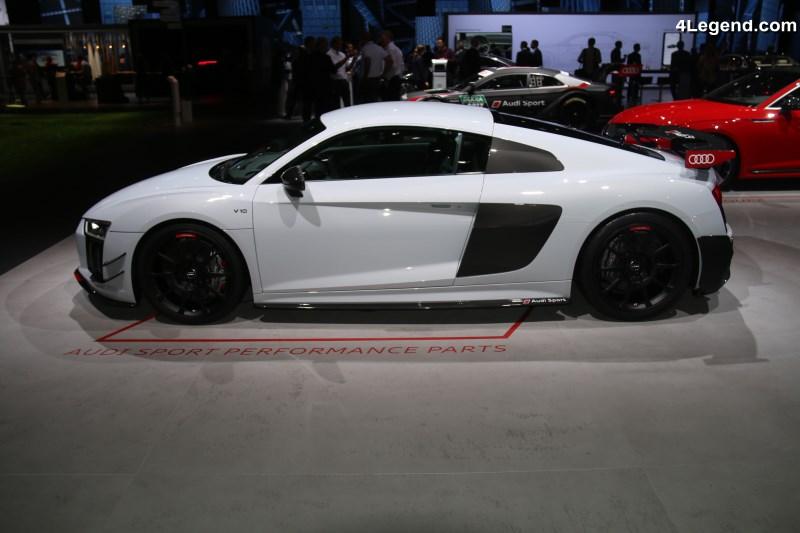 Audi Sport Performance Parts R8 Edition – One Audi R8 V10