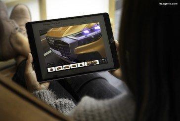Audi lance sur le Web un configurateur 3D pour ses modèles