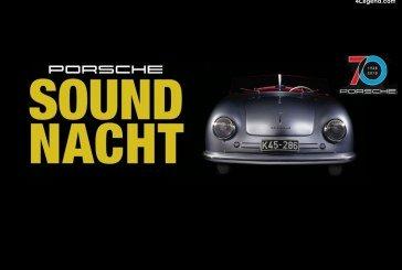 Mise en vente des places de la 8ème Sound Nacht à la Porsche Arena avec Jacky Ickx et Derek Bell