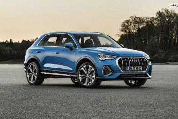 Audi Q3 de seconde génération – Un modèle à succès doté de nouveaux atouts