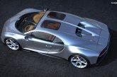 Bugatti dote la Chiron d'un toit en verre « Sky View »
