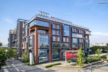 Audi et Huawei signent un protocole d'accord pour une coopération stratégique