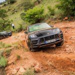 Derniers essais en Afrique du Sud pour le nouveau Porsche Macan restylé