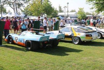 Le Mans Classic 2018 – Porsche des 24 Heures du Mans exposées au Le Mans Heritage Club