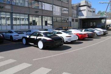 Porsche – Nouveau record de ventes dans la première moitié de l'année 2018