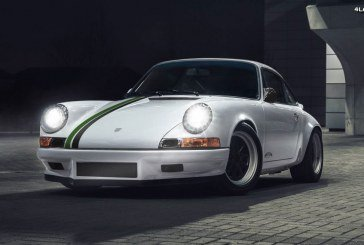 Paul Stephens Le Mans Classic Clubsport – Une Porsche 911 de 300 ch limitée à 10 exemplaires