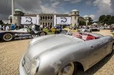 70 ans de Porsche au Goodwood Festival of Speed 2018