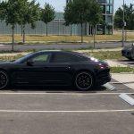 Premier parc de recharge rapide Porsche à Berlin équipé de la technologie 800 volts