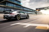 La Porsche 911 GT2 RS bât un nouveau record
