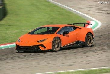 Un 1er semestre 2018 de ventes record pour Lamborghini