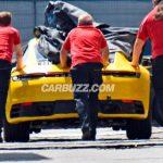 Premières photos de la nouvelle Porsche 911 sans camouflage