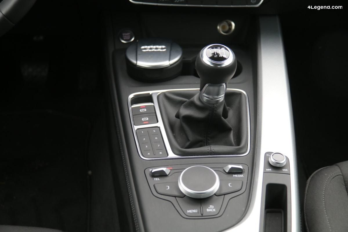 Fin des boîtes de vitesses manuelles Audi aux États-Unis