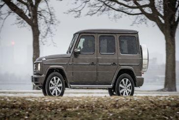 Des pneus Falken en première monte sur le nouveau Mercedes-Benz Classe G