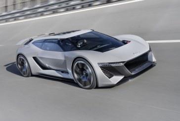 Concept car Audi PB18 e-tron – Première mondiale à Pebble Beach 2018