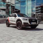 Audi Q2 Wörtherseetour 2017 – Un Q2 Offroad unique