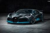 Bugatti Divo : Première mondiale à Pebble Beach 2018
