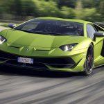 Confirmation de l'arrivée de la Lamborghini Aventador SVJ Roadster