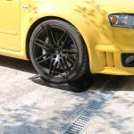 Essai des coussinets anti-ovalisation de pneus Easyrise de Kuberth