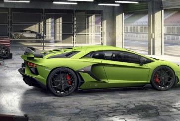 Lamborghini Aventador SVJ : le summum des super voitures de sport Lamborghini à moteur V12