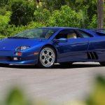 Lamborghini Diablo VT Alpine Edition de 1999 – Une série limitée de 12 exemplaires