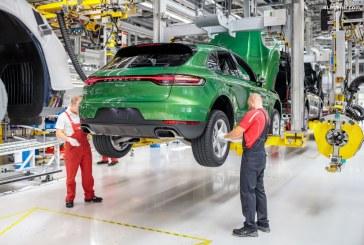 Lancement de la production du nouveau Porsche Macan
