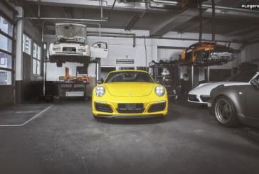 Packs performance Techart pour Porsche 911 Carrera T, Carrera (4) GTS, Carrera (4), Carrera (4)S.