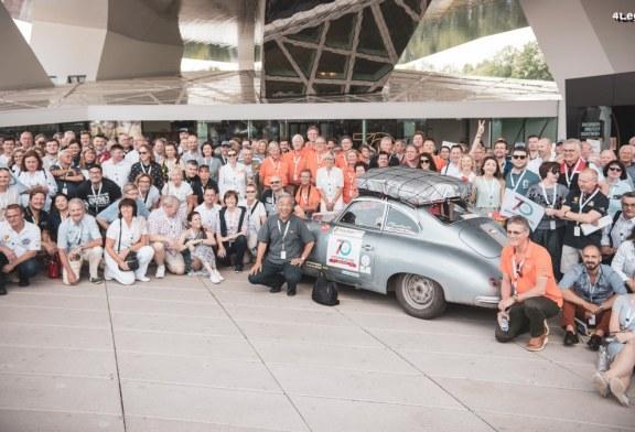 70 ans Porsche – L'incroyable périple du japonnais Toshiyuki Suzuki et de sa Porsche 356 «Pre-A» de 1953