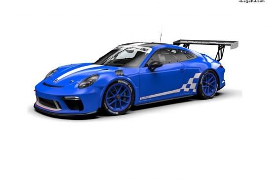 Porsche 911 GT3 Cup PCA Edition – Une série spéciale limitée à 5 exemplaires