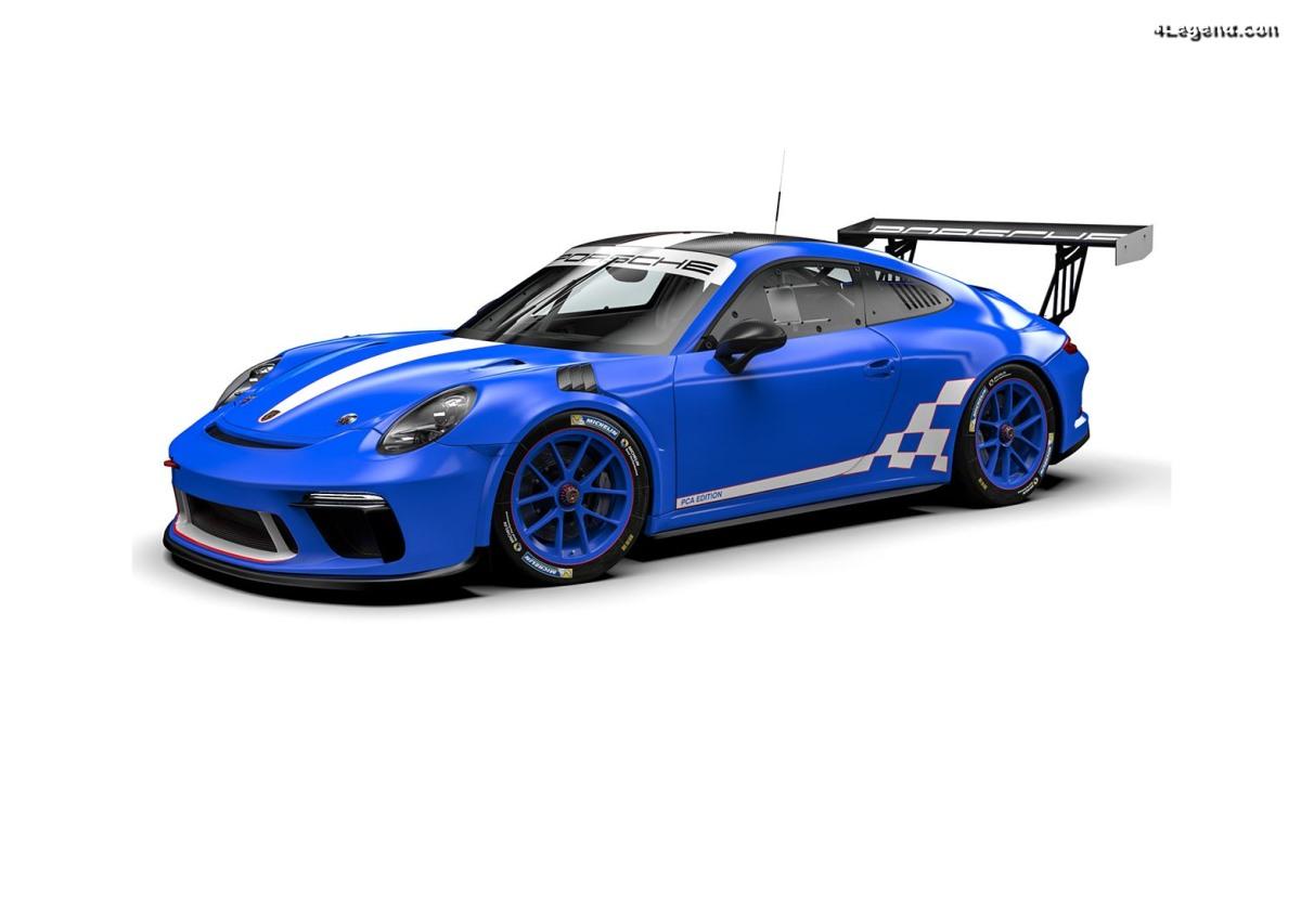 Porsche 911 GT3 Cup PCA Edition - Une série spéciale limitée à 5 exemplaires