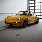"""""""Project Gold"""" – Porsche Classic a construit une 911 classique en utilisant des pièces d'origine"""
